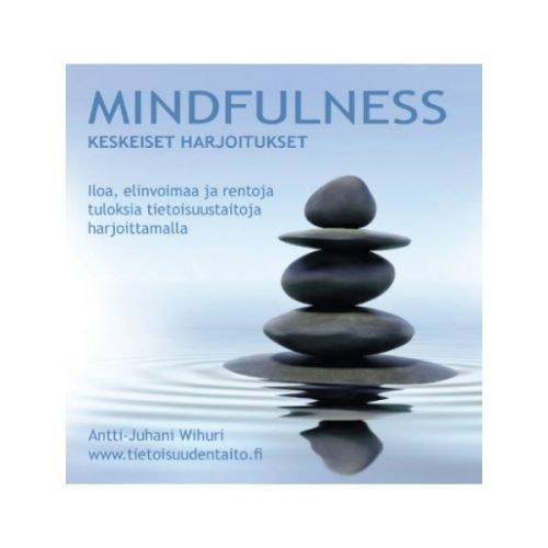 Mindfulness CD - Keskeiset harjoitukset